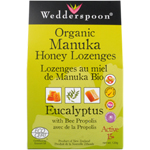 Honey Eucalyptus Lozenges